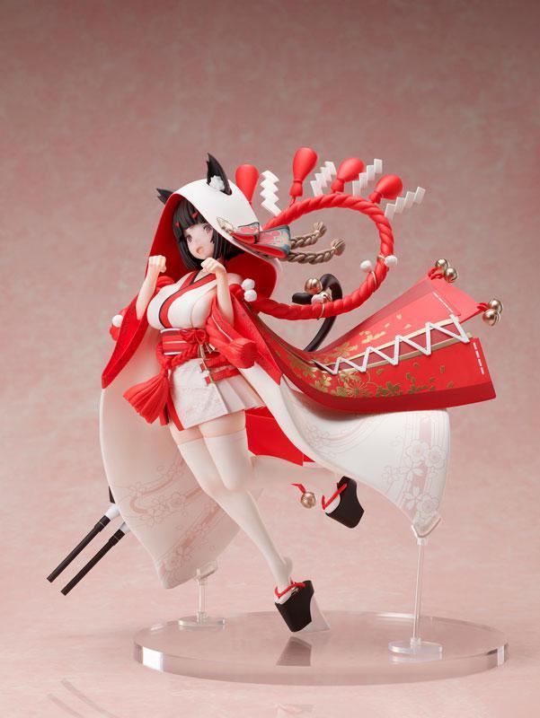 Azur Lane Yamashiro -Bridal Attack!- 1/7 Scale Figure