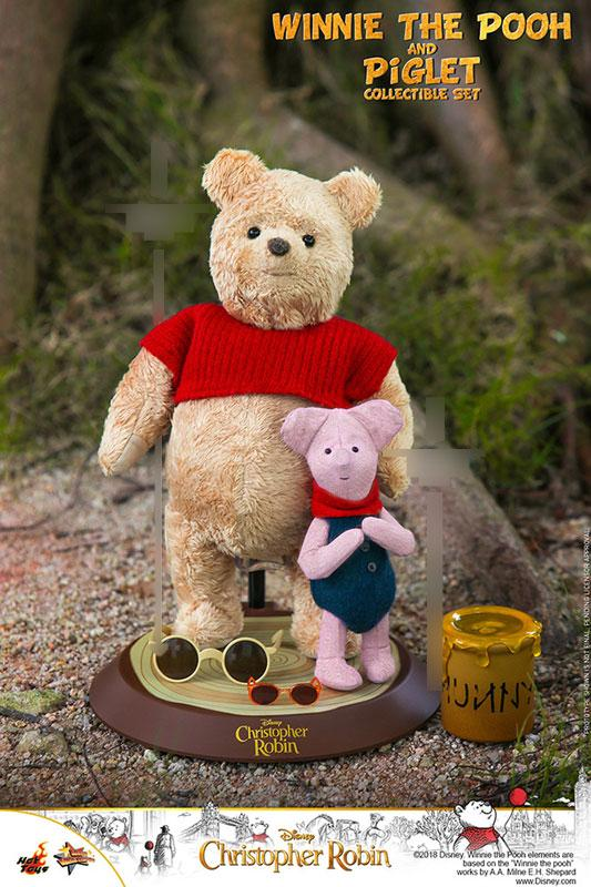 "Movie Masterpiece ""Christopher Robin"" Pooh & Piglet (2Item Set) product"