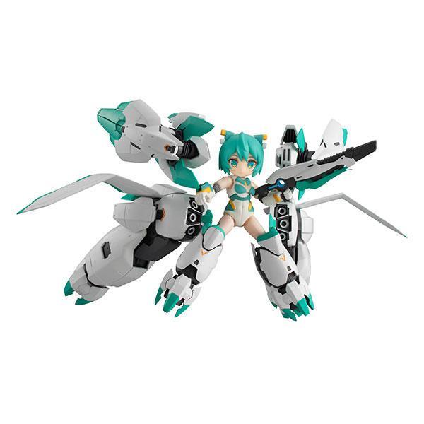 [Bonus] Desktop Army Alice Gear Aegis Sylphy II (Ganesha Equipment) Posable Figure 16