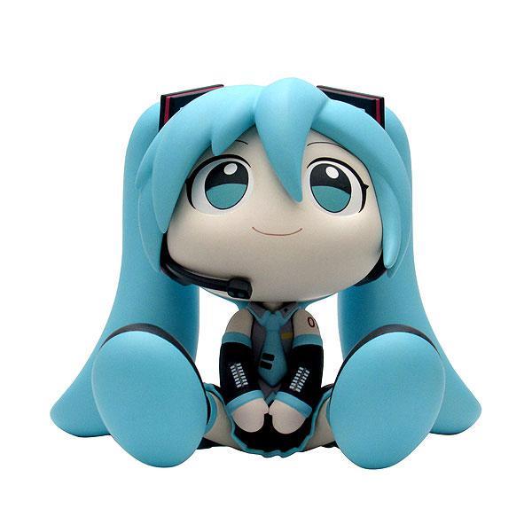 [BINIVINI BABY] SOFT VINYL FIGURE Character Vocal Series 01 Hatsune Miku Complete Figure