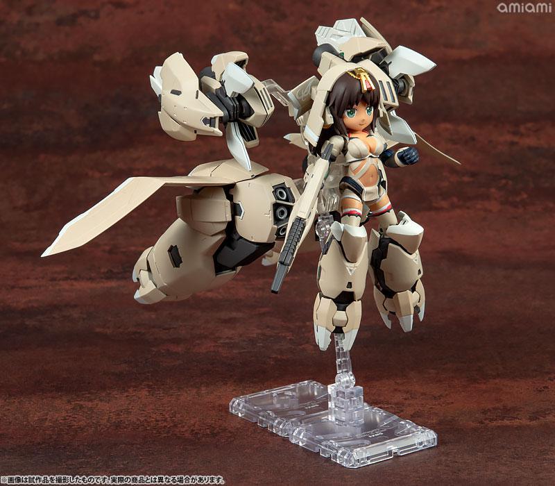 Desktop Army Alice Gear Aegis Shitara Kaneshiya Posable Figure