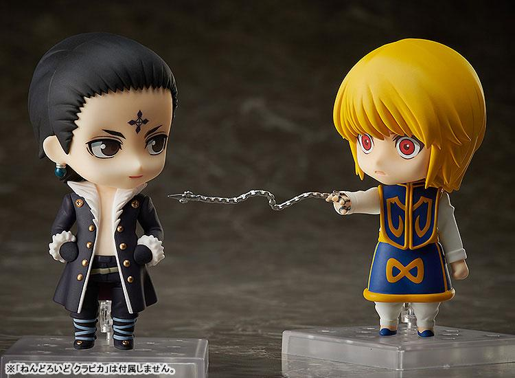 Nendoroid Hunter x Hunter Chrollo Lucilfer 3