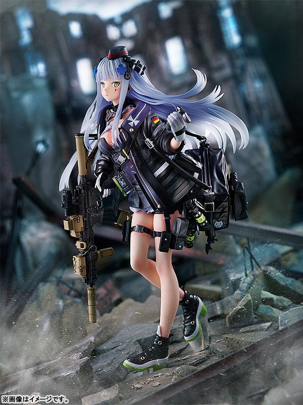 Girls' Frontline 416 MOD3 Heavy Damage Ver. 1/7 Complete Figure