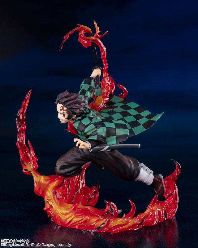 """Figuarts ZERO Tanjiro Kamado Full Concentration """"Demon Slayer: Kimetsu no Yaiba"""""""