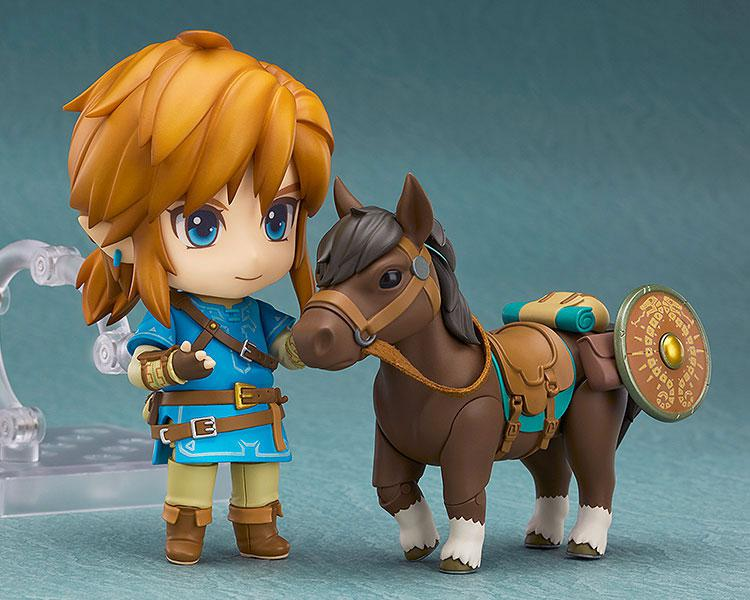 Nendoroid The Legend of Zelda Link Breath of the Wild Ver. DX Edition 0