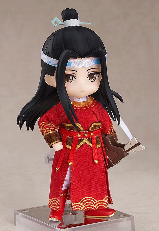 "Nendoroid Doll Anime ""The Master of Diabolism"" Lan Wangji Qishan Night-Hunt Ver."