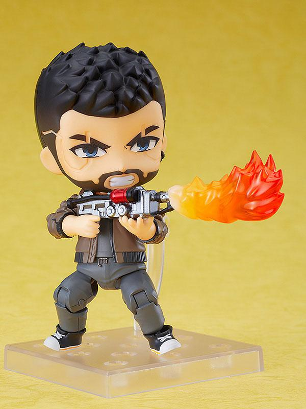 Nendoroid Cyberpunk 2077 V Male Ver. DX product
