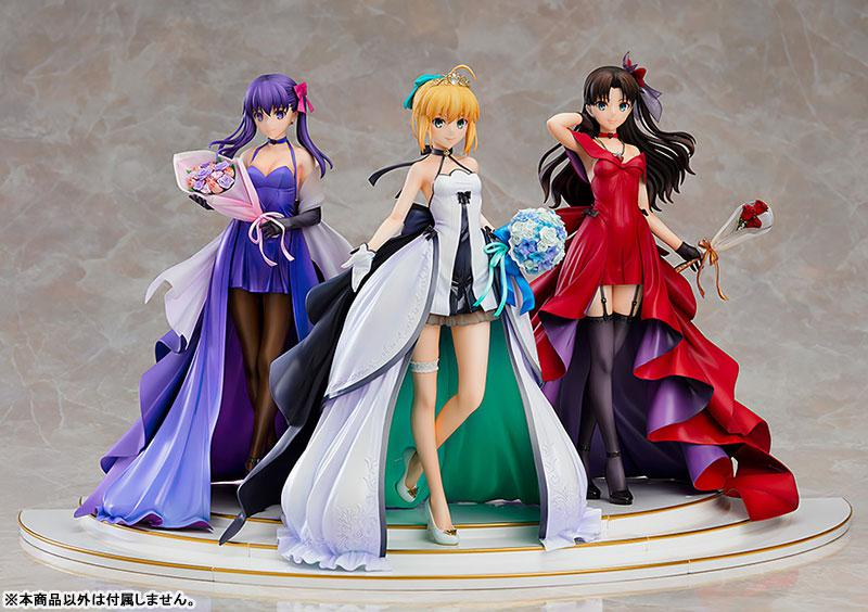 Fate/stay night -15th Celebration Project- Saber -15th Celebration Dress Ver.- 1/7 Figure 4