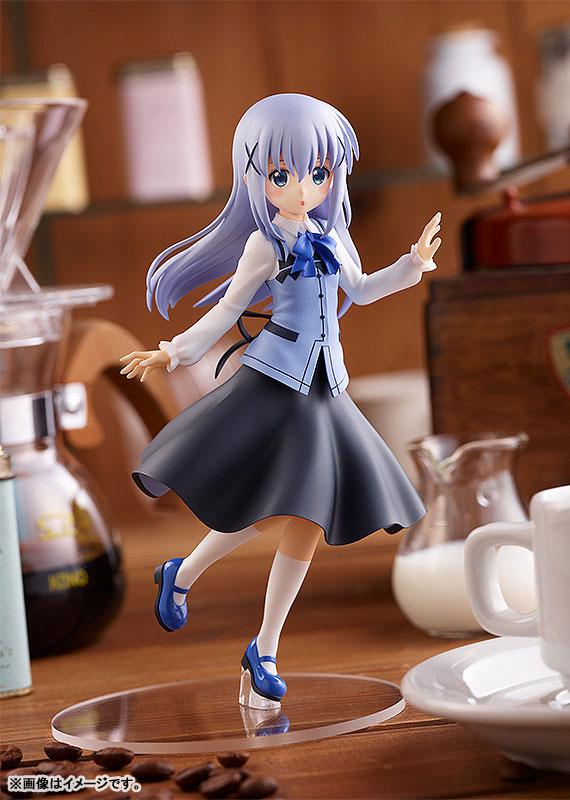 POP UP PARADE Is the order a rabbit? BLOOM Chino Complete Figure