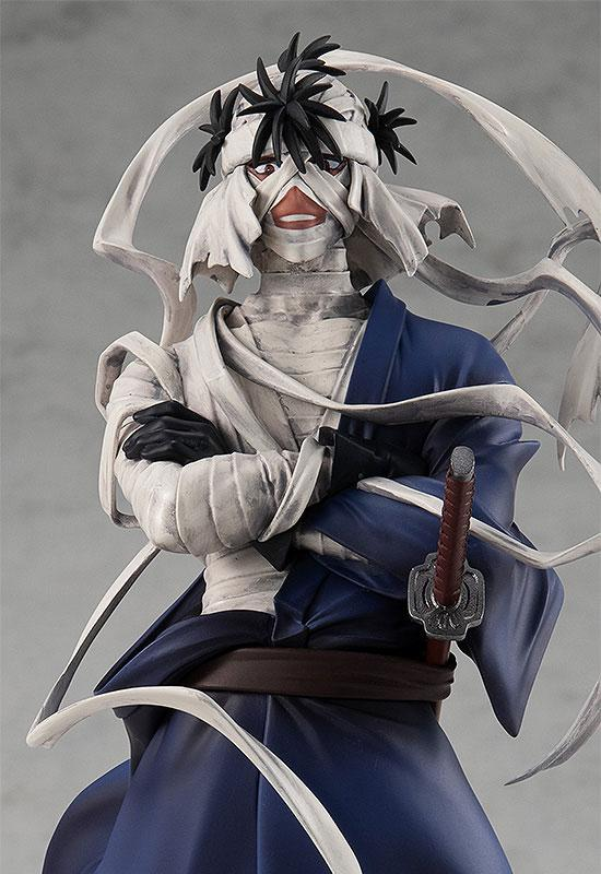 POP UP PARADE Rurouni Kenshin -Meiji Swordsman Romantic Story- Makoto Shishio Complete Figure
