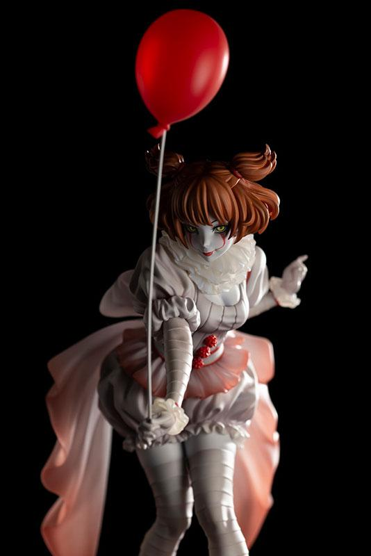 HORROR BISHOUJO IT Pennywise (2017) 1/7 Complete Figure 12