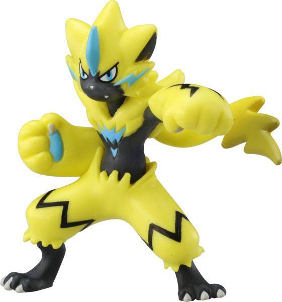 Pokemon MonColle MS-09 Zeraora
