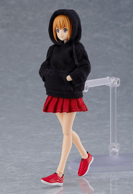 figma Female Body (Emily) with Hoodie Outfit 2