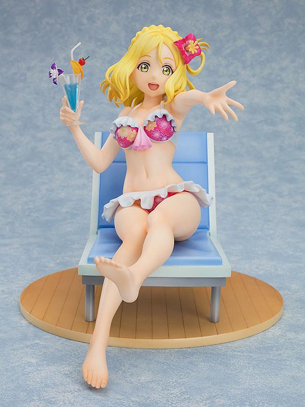 Love Live! Sunshine!! Mari Ohara Blu-ray Jacket Ver. 1/7 Complete Figure product