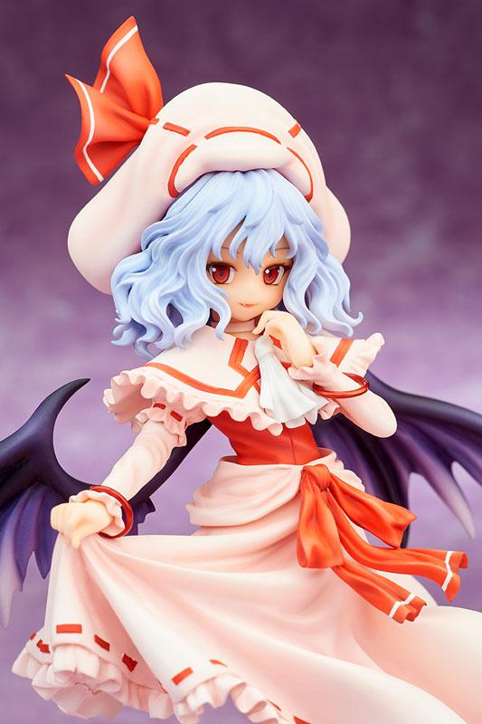 Touhou Project Remilia Scarlet Touhou Kourindou Ver. Event Exclusive Extra Color Complete Figure 0
