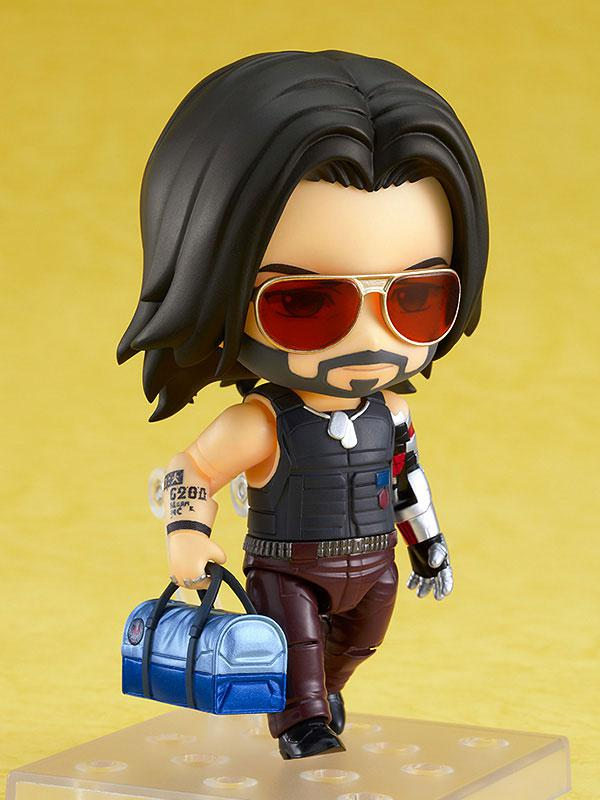 Nendoroid Cyberpunk 2077 Johnny Silverhand product