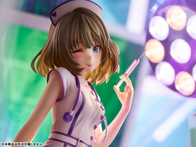 DreamTech THE IDOLM@STER Cinderella Girls [Uruwashi no Myouyaku] Kaede Takagaki + 1/7 Complete Figure