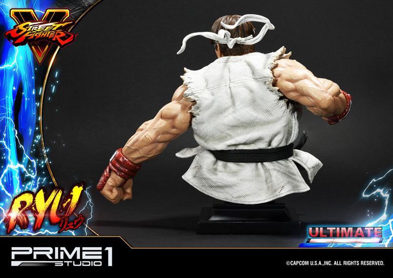 Premium Master Line Street Fighter V Ryu Ultimate 1/4 Statue 14