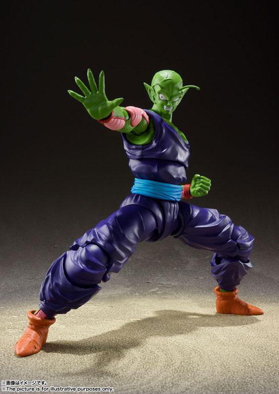 """S.H.Figuarts Piccolo -Prideful Namekian- """"Dragon Ball Z"""""""