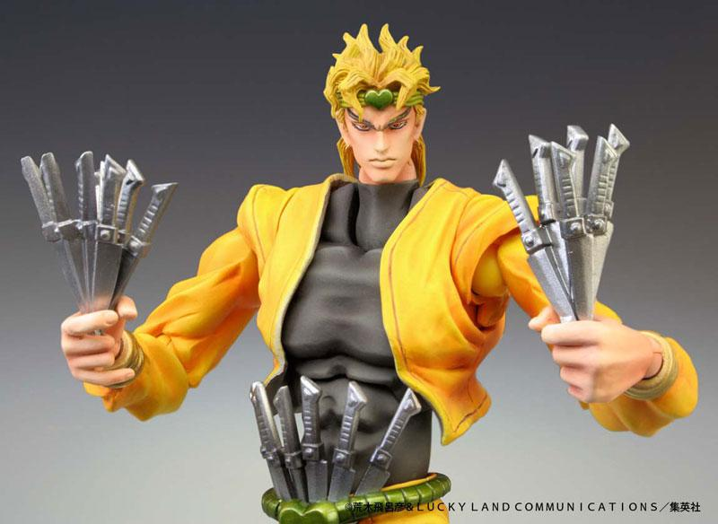 Super Action Statue JoJo's Bizarre Adventure Part.III DIO 1