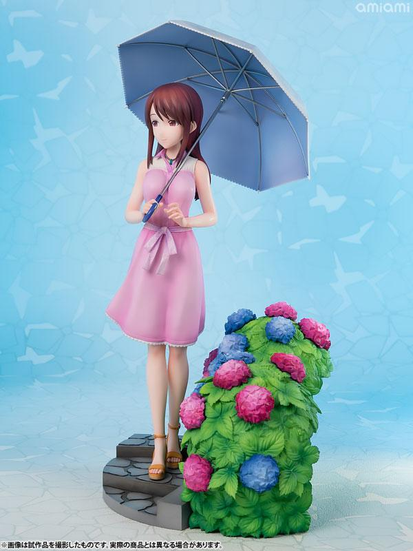 THE IDOLM@STER Cinderella Girls Miyu Mifune -off stage- 1/8 Complete Figure