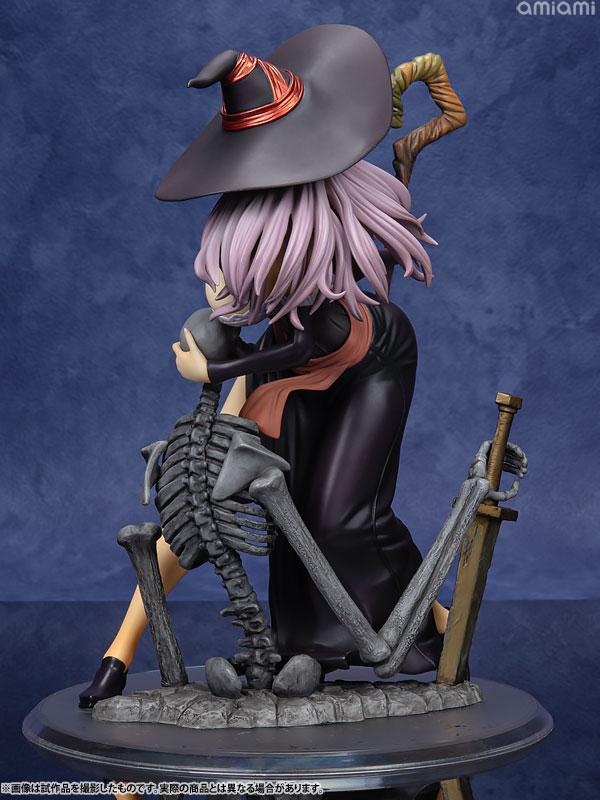 Dragon's Crown Sorceress Darkness Crow ver. 1/7 Complete Figure 3