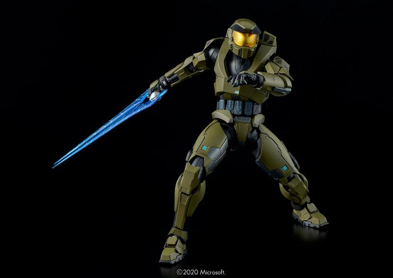 Halo 1/12 RE:EDIT Master Chief MJOLNIR Mark V Action Figure 7
