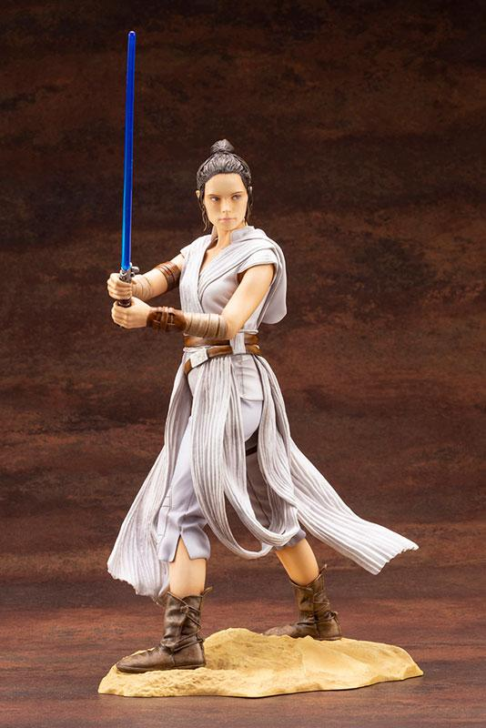 ARTFX Star Wars Rey The Rise of Skywalker Ver. 1/7 Easy Assembly Kit 6