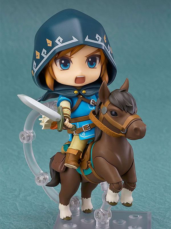 Nendoroid The Legend of Zelda Link Breath of the Wild Ver. DX Edition main
