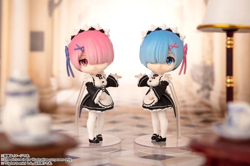 "Figuarts mini Ram ""Re:ZERO -Starting Life in Another World-"""