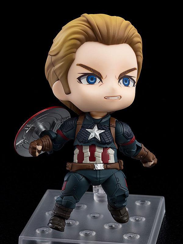 Nendoroid Avengers: Endgame Captain America Endgame Edition DX Ver. 3