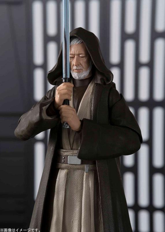 """S.H.Figuarts Ben Kenobi (A New Hope) """"Star Wars Episode IV: A New Hope"""" 6"""