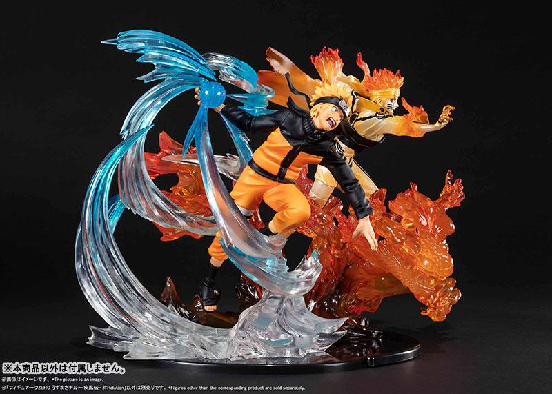 """Figuarts ZERO Naruto Uzumaki -Shippuden- Kizuna Relation """"NARUTO Shippuden"""" 3"""