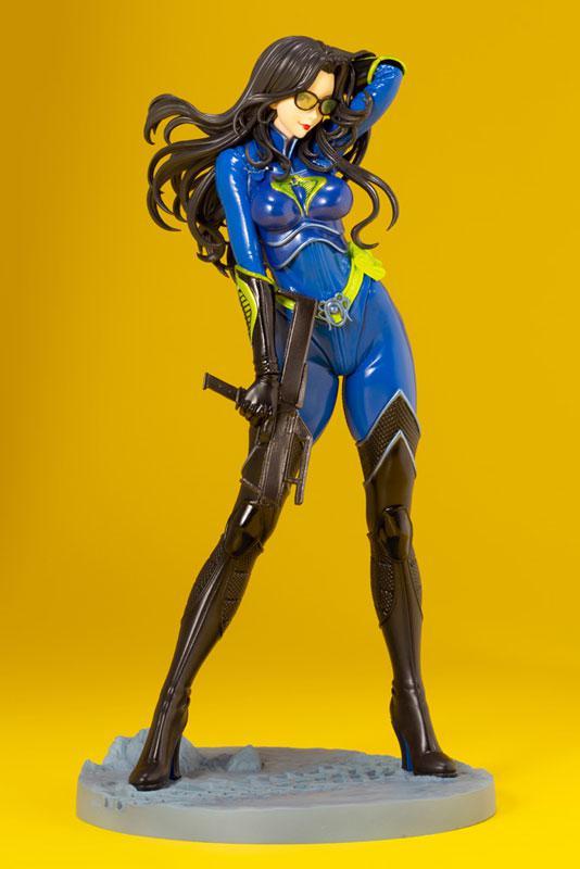 G.I. JOE Bishoujo Baroness 25th Anniversary Blue Limited Edition 1/7 Complete Figure 0
