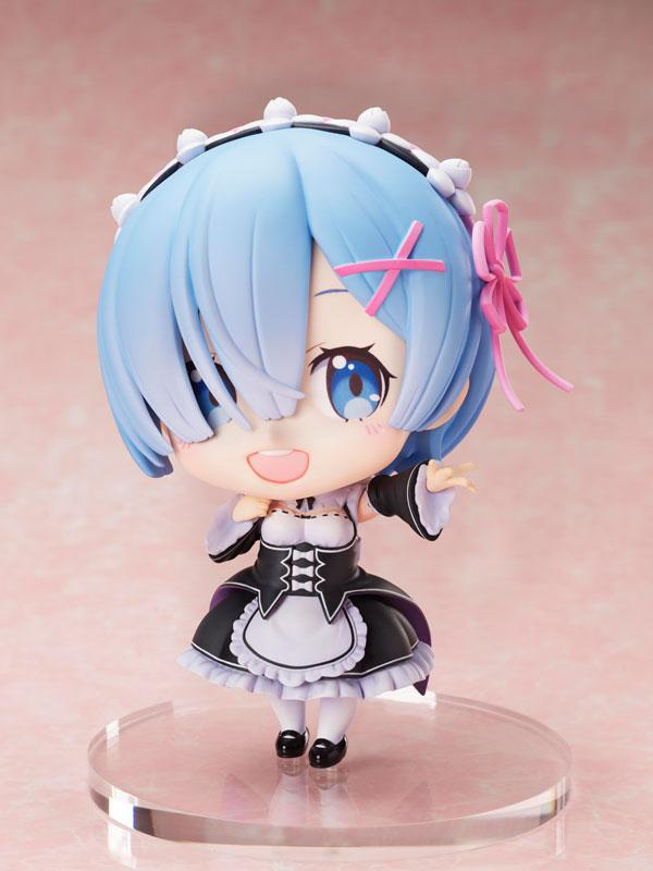 Chouaiderukei Deformed Chic Figure PREMIUM BIG Re:ZERO -Starting Life in Another World- Rem Coming Out to Meet You Ver.