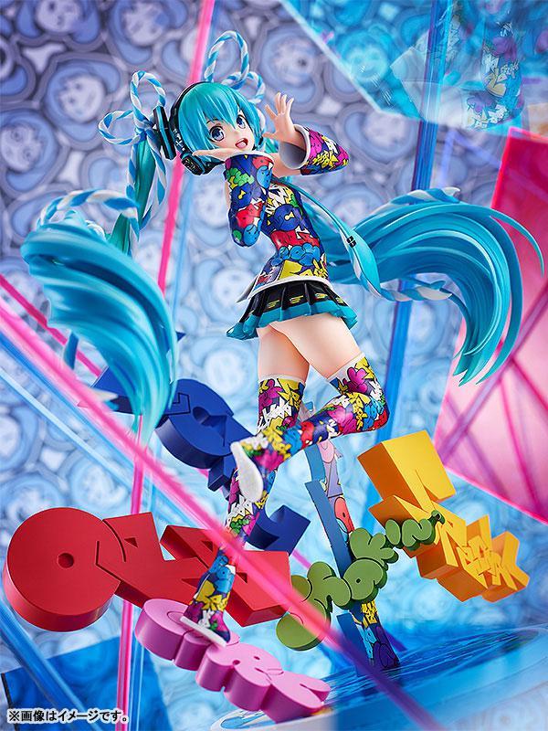 Hatsune Miku MIKU EXPO 5th Anniv. / Lucky*Orb: UTA X KASOKU Ver. 1/8 Complete Figure product