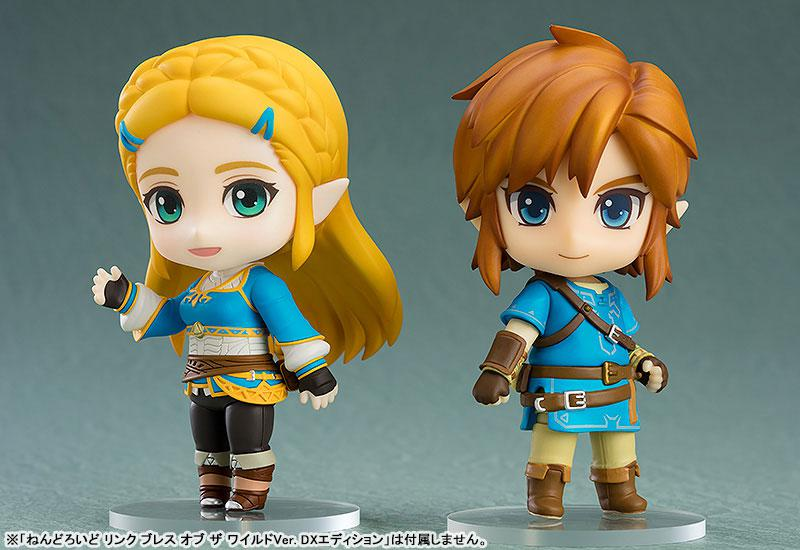 Nendoroid The Legend of Zelda Princess Zelda Breath of the Wild Ver. 3