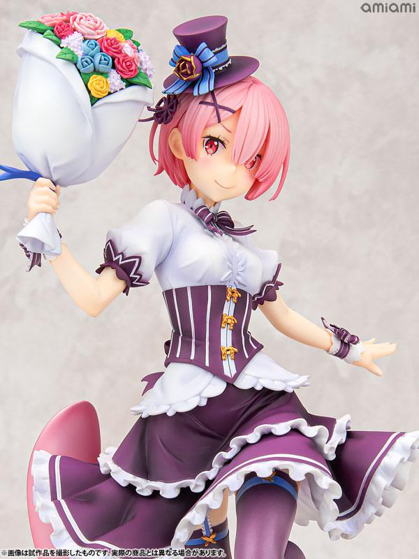 KDcolle Re:ZERO -Starting Life in Another World- Ram Birthday Ver. 1/7 Complete Figure 7