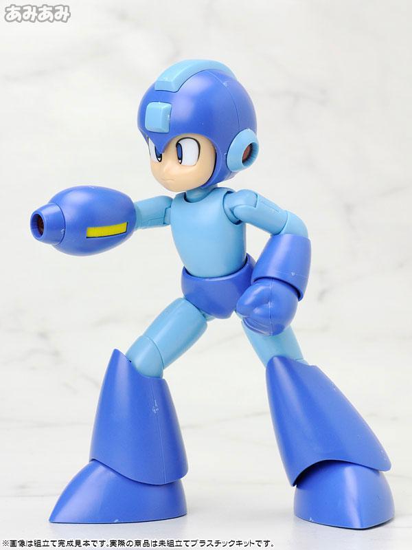 Mega Man - Mega Man Repackage Ver. 1/10 Plastic Model