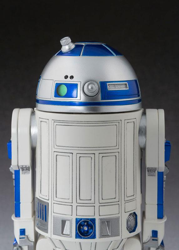 """S.H.Figuarts R2-D2 (A NEW HOPE) """"STAR WARS (A NEW HOPE)"""" 9"""