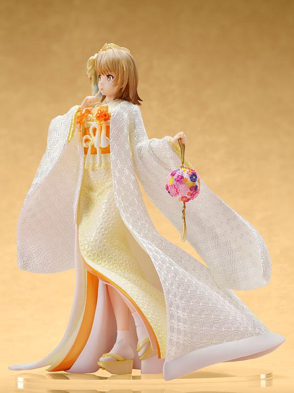 My Teen Romantic Comedy SNAFU. Completion Iroha Isshiki -White Kimono- 1/7 Complete Figure 5