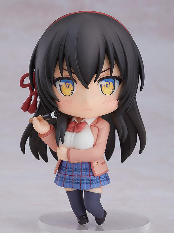Nendoroid Hensuki: Are You Willing to Fall in Love with a Pervert, as Long as She's a Cutie? Sayuki Tokihara main
