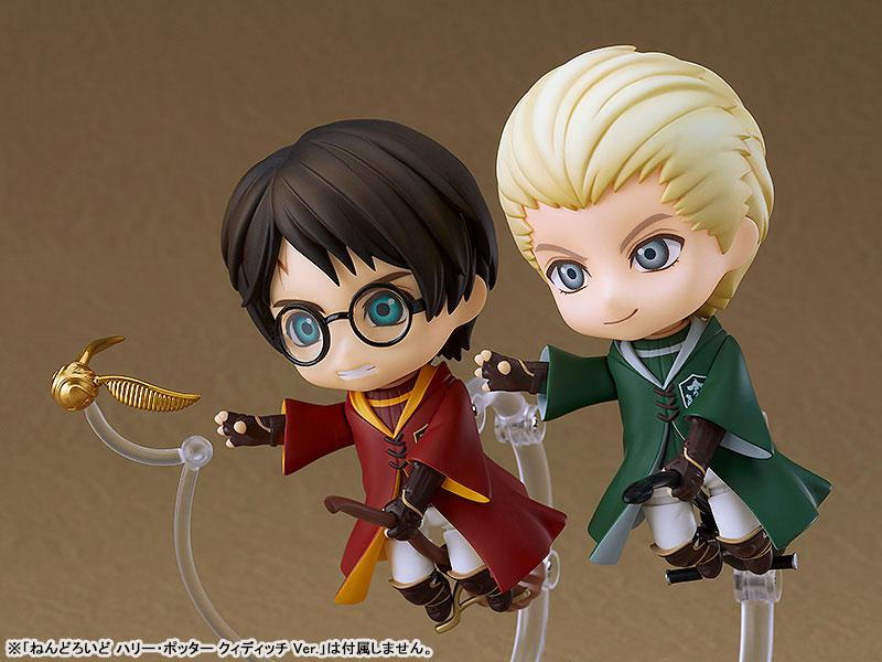 Nendoroid Harry Potter Draco Malfoy Quidditch Ver.