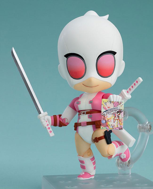 Nendoroid Marvel Comics Gwenpool