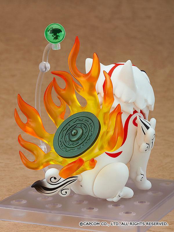 Nendoroid Okami Amaterasu