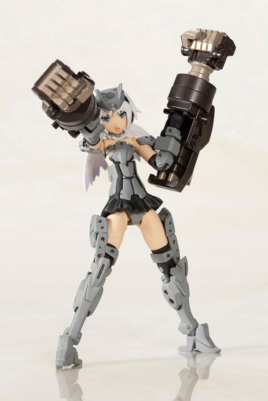 Frame Arms Girl Hand Scale Architect Plastic Model
