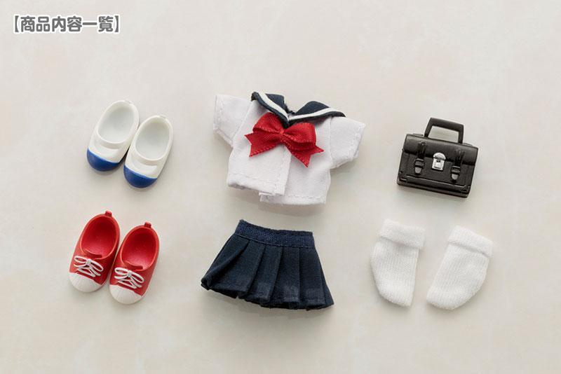 Cu-poche Extra - School Set (Sailor Uniform) product