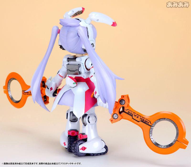 Ichigeki Sacchu!! HoiHoi-san LEGACY 1/1 DG-001LN Usagear Plastic Model 0