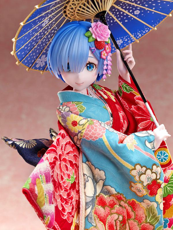 YOSHITOKU DOLLS x F:NEX Re:Zero -Starting Life in Another World- Rem -Japanese Doll- 1/4 Scale Figure