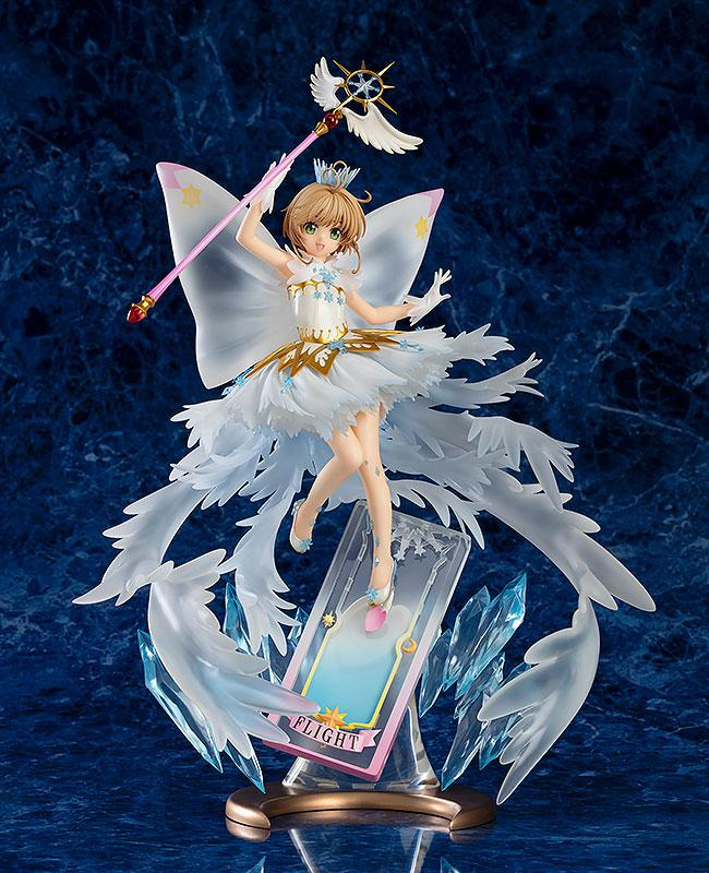 Cardcaptor Sakura: Clear Card Sakura Kinomoto Hello Brand New World 1/7 Complete Figure main